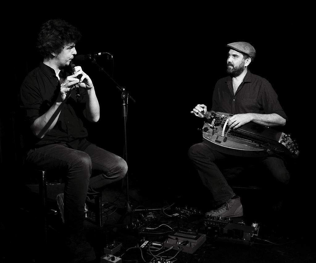 [concert] Duo Bertolino Le Gac // Mardi 15 août - douves du château des ducs de Bretagne