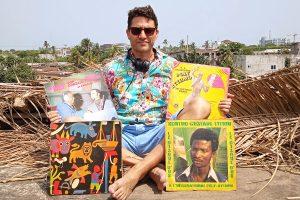 dj tom select - un soir au Bénin